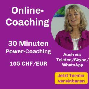30 Min Coaching