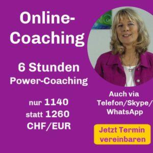 6 Stunden Coaching-Paket