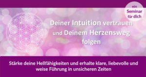 Seminar Deine Intuition fördern