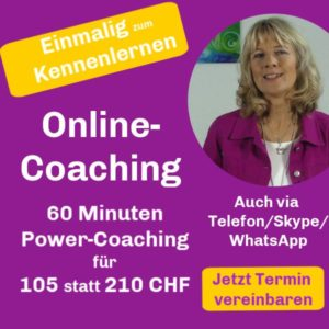 60 Min Schnupper-Coaching