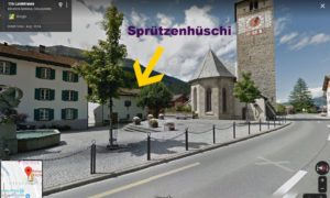 Sprützenhüschi Klosters
